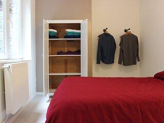 Appartement Chaleureux Plein Centre (Avenue J. Lebas)