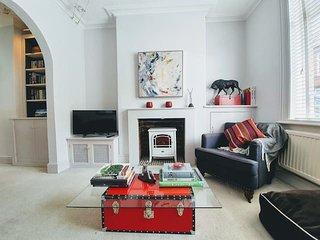 Luxurious and Bespoke Terrace Town House, Chester