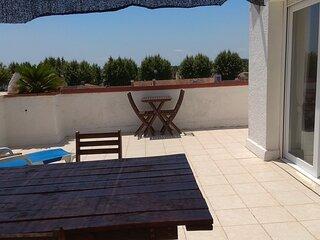 Ático con terraza en el canal Empuriabrava HUTG -018820