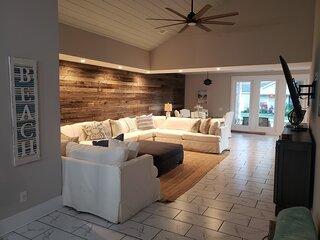 New Luxury Beach Cottage