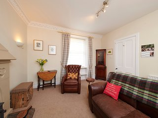 Self Catering apartment in historic railway station