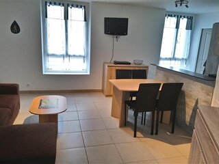 APPARTEMENT F3 A 50M DES THERMES
