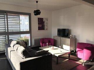 Royan grande plage Appartement tout confort idéalement situé tout à pied
