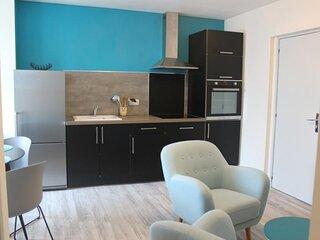 Appartement 300m des Thermes St Roch