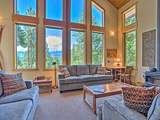 Secluded Leavenworth Cabin w/ Mtn Views & Fire Pit