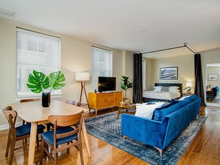 Visit Beale Street From A Spacious Loft Apartment!