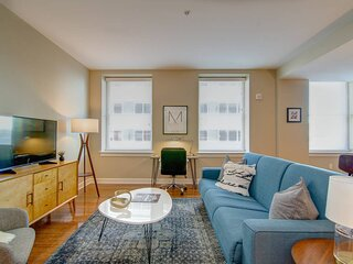 Visit Memphis From A Spacious 1-Bedroom Loft!