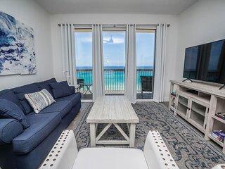 Calypso Resort 708E | Pier Views | Walk to Pier Park!