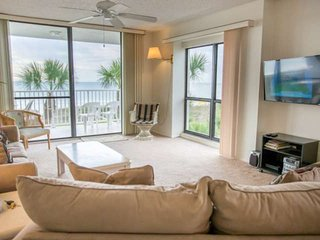 Lower Floor Corner Unit.  Outstanding View.  Quiet and Private.