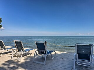 NEW! 1st-Floor Condo Along The Lake Erie Shoreline
