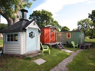 Balranald Shepherd's Huts