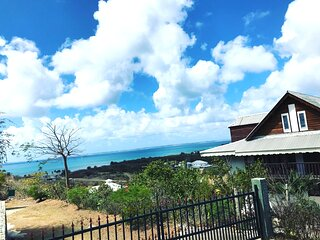 Hill Top Cottage l Vacation rental l Saint Martin (sxm)
