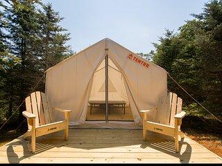 Tentrr Signature - The Wampanoag Site at Hilltop Tree Farm