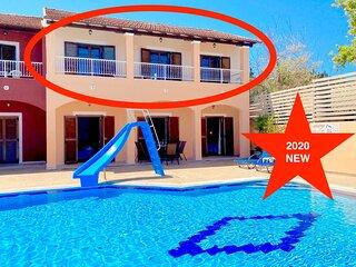 Thimari Pool Apartment - Sidari Center