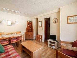 Studio cabine 5 personnes, residence Ermitage