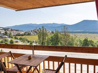 Les Lupins - Appartement vue lac et montagne - Les Angles