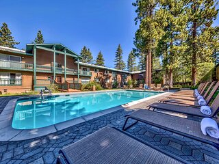 Great Getaway! 1 Awesome 2BR Unit, Close to Lake, Pool