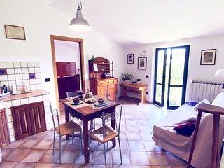 Perugia lovely apartment in farmhouse