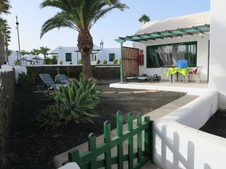 Matagorda first line with pools - aircon - independent WiFi - safe - terrace