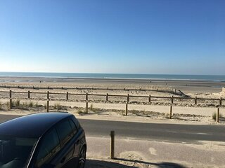 FORT MAHON PLAGE : Appartement Face Mer.