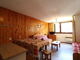 AR0011 appartement dans le village de Lanlebourg a 300m des pistes