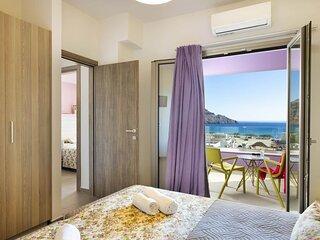 Sea View Luxury Apartments, Plakias