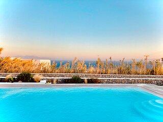 Villa Mando 2 - Amazing Sea View- Private Pool