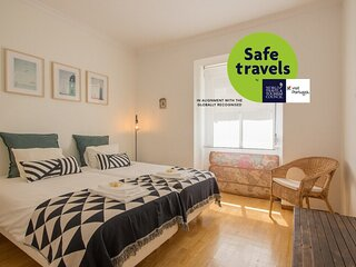 Clean&Safe. GreatApt w/patio in Belem.Close to CCL.