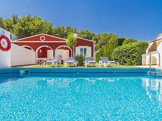 Villa Galdana Palms 2