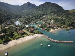 Amazing House in Private Condo at Portogalo Beach Angra dos Reis