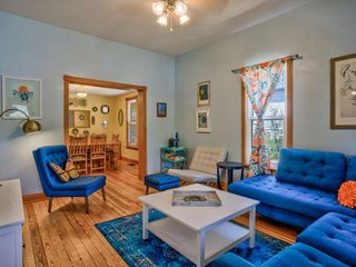 Lovely Historic Bungalow in the Heart of Colorado Springs