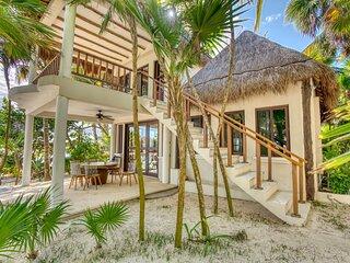 Casa Corazon #1 - Soliman Bay, Tulum Riviera Maya