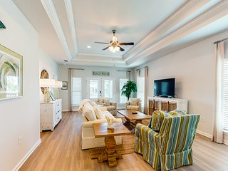 New listing! Beachy retreat w/ shared pool, hot tub, & beach access!