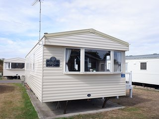 4 Berth Caravan in Mersea Island Holiday Park