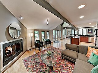 Upscale Eagle-Vail Retreat - 4 Minutes to Downtown Avon & Riverfront Express