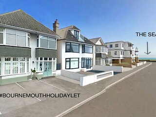 BOURNEMOUTHHOLIDAYLET - close to sea front