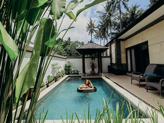 Full Moon Villa Ubud - 2bdr with Private pool