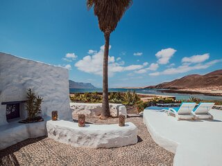 Seaside Villa in La Graciosa