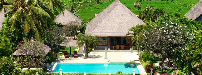 Villa for rent in Bali.