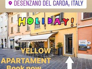 006- Yellow Apartment