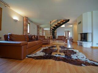 Le Penthouse du Birdie - Appartement 3 chambres à Giez