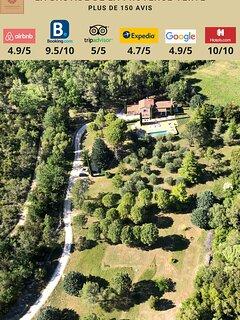 chambres d'hôtes de charme en Provence Verte