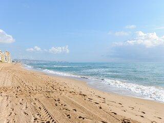TURIA - Apartment for 5 people in Playa de Tavernes Valldigna