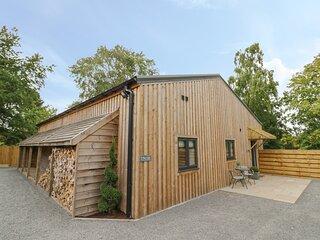 The Barn, Hanbury