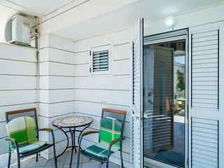 Villa Marija Adriatic-Studio Apartment with Terrace