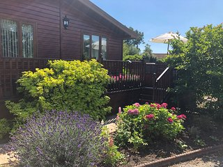 Dormouse Lodge with private Hot Tub