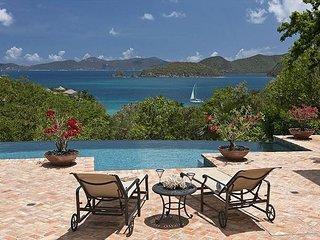 Villa Rivendell:  Lower Peter Bay Estates!! Short walk to white sandy beach!!