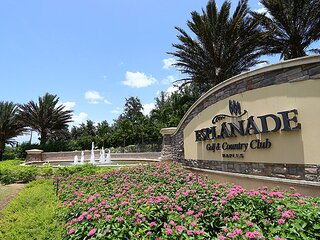 Golf Rental in Esplanade 204