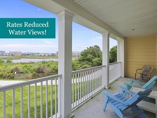 Sunset Island 6 HCW 2A - Water Views, Resort Pools & More!