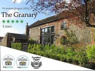 The Granary Northrepps Norfolk